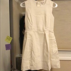 GAP fit and flare dress with pockets, NWT